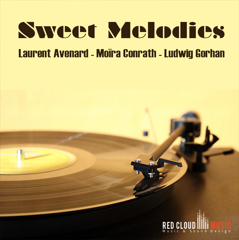 SWEET MELODIES - Pochette