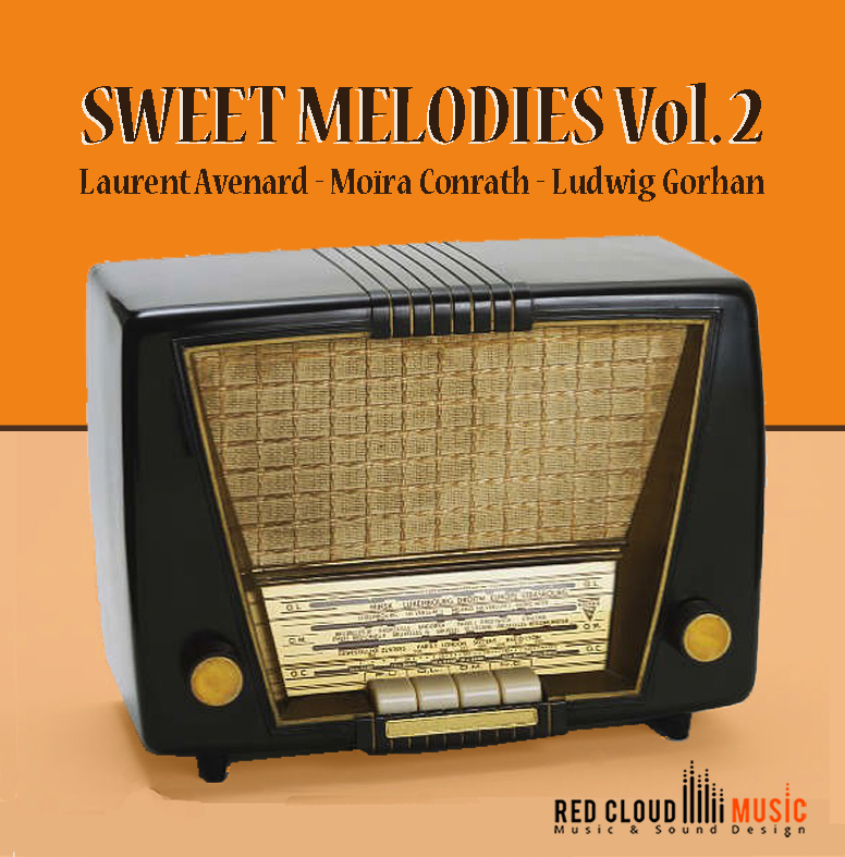 SWEET MELODIES VOL2 - Pochette